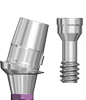 Picture of Titanium Angled Digital Abutment,