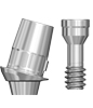 Picture of Titanium Angled Digital Abutment - non engaging, Narrow Platform