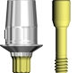 Picture of Digital Abutment for scan flag Conus 3.0 Platform