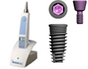 Picture of Implantest Complete System and 5 implants ($2,600 value) option for Complete your Carestream CBCT Bundle by choosing one of the additional items below for $1 and buy remaining items at a 20% discount product (BlueSkyBio.com)