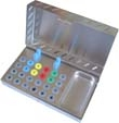 Picture of Trilobe Instrument Box option for Surgical Instruments - Trilobe product (BlueSkyBio.com)
