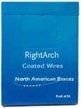 Picture of Coated Nickel Titanium Archwire (BlueSkyBio.com)