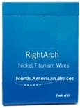 Picture of Nickel Titanium ArchWire – Oval Form (BlueSkyBio.com)